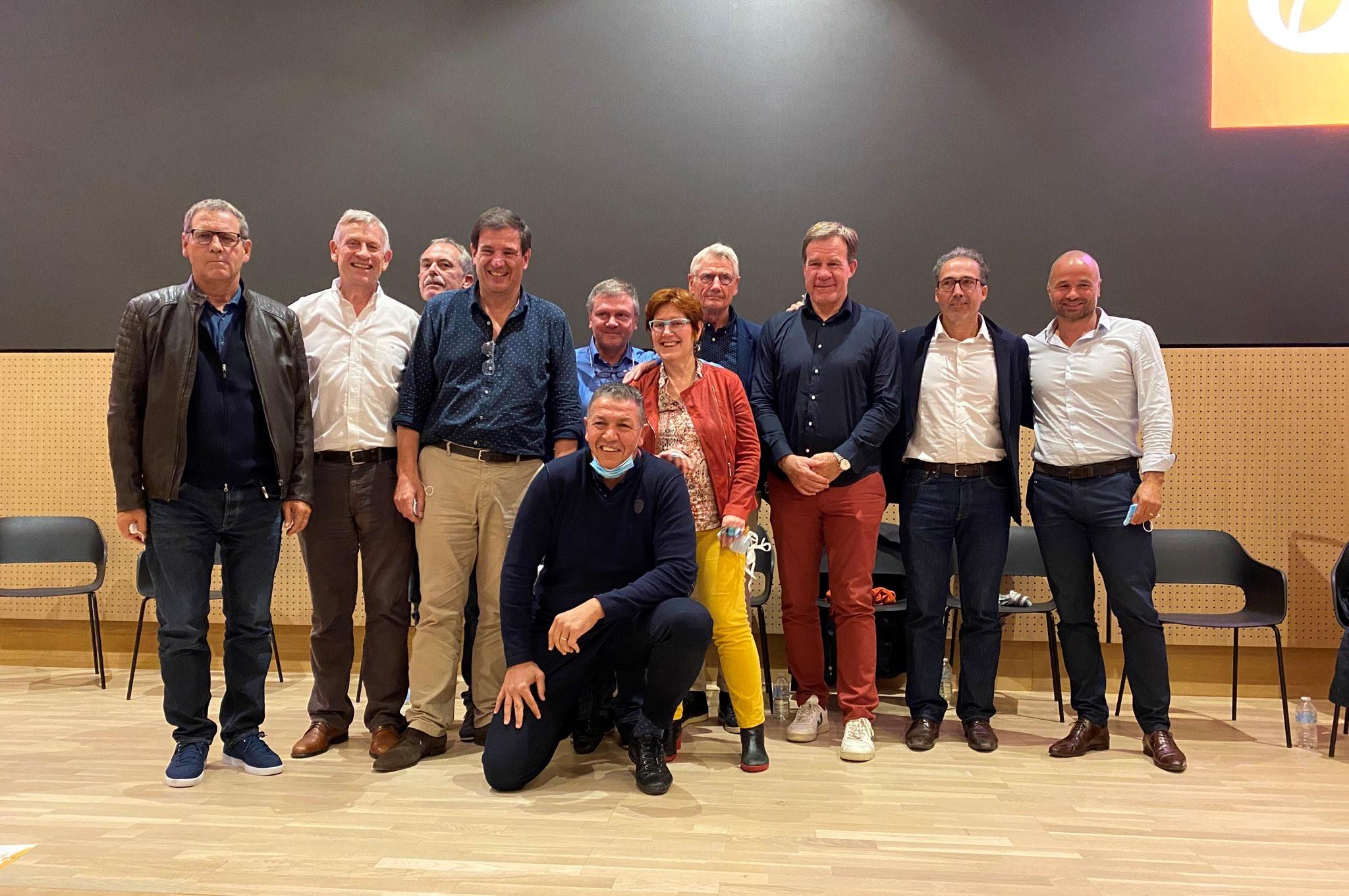 Ovale Ensemble : une association au service du développement du rugby et des clubs